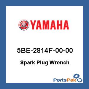 Yamaha 5BE2814F0000 Spark Plug Wrench