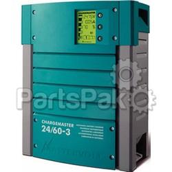 Mastervolt 44020600 Chargemaster 24V, 60A, 3 Outpu