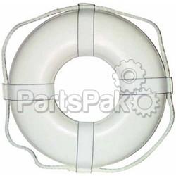 CAL JUNE JIM-BUOY GO20; 20 Orange Ring Buoy W/Straps