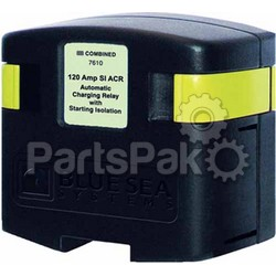 Blue Sea Systems 7610; Auto Charging Relay-; LNS-661-7610