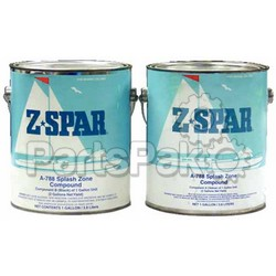 Pettit Paint A788G; Splash Zone, 2 Gallon Kit