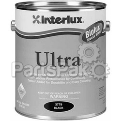 Interlux 3779G; Ultra Black W/Biocide-Gallons; LNS-94-3779G