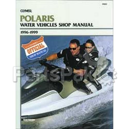 Polaris Jet Ski 2015 Service Manual