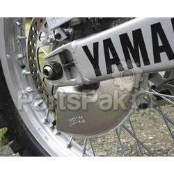 Devol 0105-2401; Rear Disc Guard Kaw