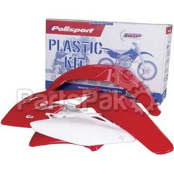 Polisport 90080; Kit Cr125 '98-99/Cr250 Oe Red