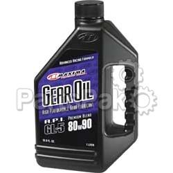 Maxima 43901; Hypoid Gear Oil 80W-90 Liter