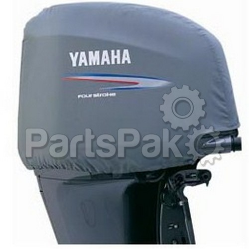 Yamaha MAR-MTRCV-1C-15 F150 Outboard Motor Cowl Cover, Charcoal; MARMTRCV1C15