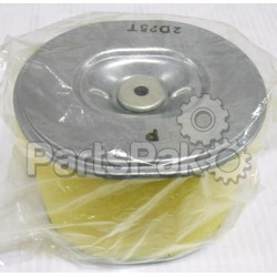 Honda 17210-ZE3-505 Element, Air Cleaner; 17210ZE3505