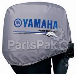 Yamaha MAR-MTRCV-ER-50 Basic Outboard Motor Cover- 4-Stroke logo fits F80, F75, F90, F100, F115; New # MAR-MTRCV-11-50