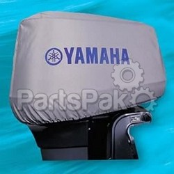 Yamaha MAR-MTRCV-ER-SM Outboard Motor Cover 6-30Hp, F9.9 To F15; New # MAR-MTRCV-ER-10