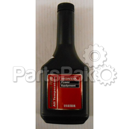 Honda 08208-HST01 Fluid, HST (12 oz); New # 08208-HST02