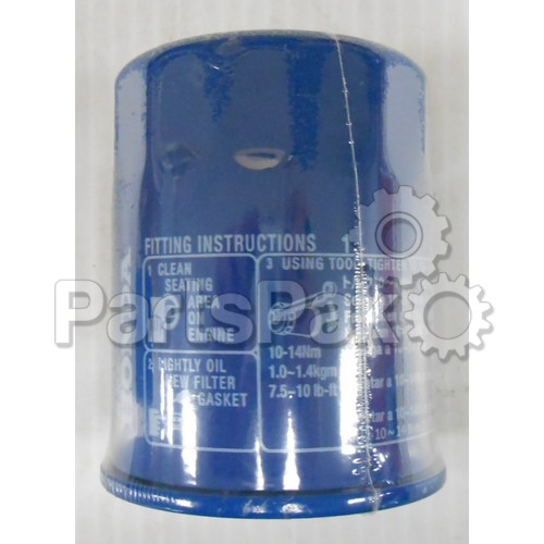 Honda 15400-PLM-A01PE Filter, Oil (sold individually); 15400PLMA01PE