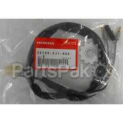 Honda 32105-ZJ1-800 Sub-Wire Harness; 32105ZJ1800