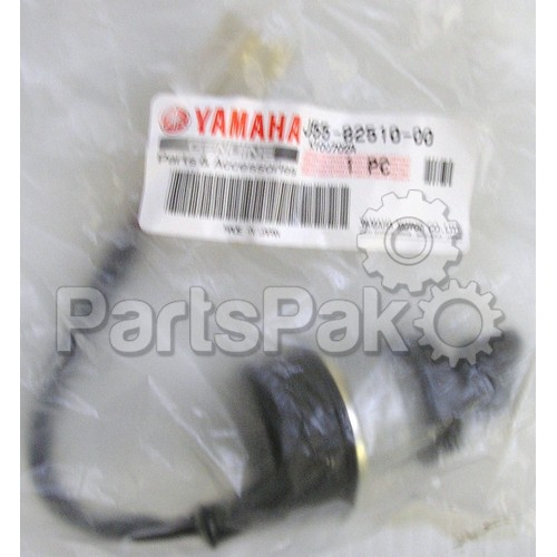 Yamaha J55-82510-00-00 Main Switch Assembly; J55825100000