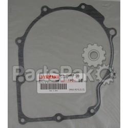 Yamaha 5KM-15463-00-00 Gasket, Cover Pinion 2; 5KM154630000