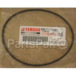 Yamaha 93211-113A8-00 O-Ring; New # 93211-16591-00