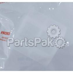 Honda 17672-899-000 Filter, Fuel; 17672899000