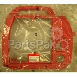 Honda 63220-Z07-C20ZA Cover, Left Si *R280*; 63220Z07C20ZA