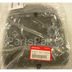Honda 63511-Z07-000ZA Cover, Front *Nh314*; 63511Z07000ZA