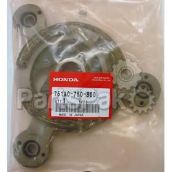Honda 751A0-750-800 Disk Set; 751A0750800