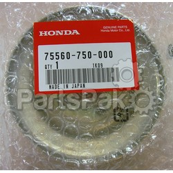 Honda 75560-750-000 Pulley, Tensioner; 75560750000