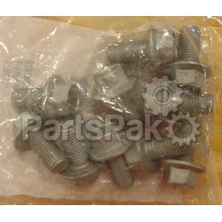 Honda 08900-960-710 Bolt, Hex. (10X20); New # 90105-960-710