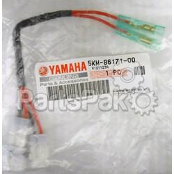 Yamaha 5KM-86171-00-00 Wire, Lead 1; 5KM861710000