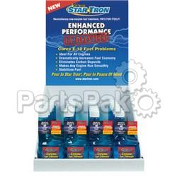 K&S Technologies 14625; 24/Pk Star Tron Fuel Treatment 8 Oz W/Display