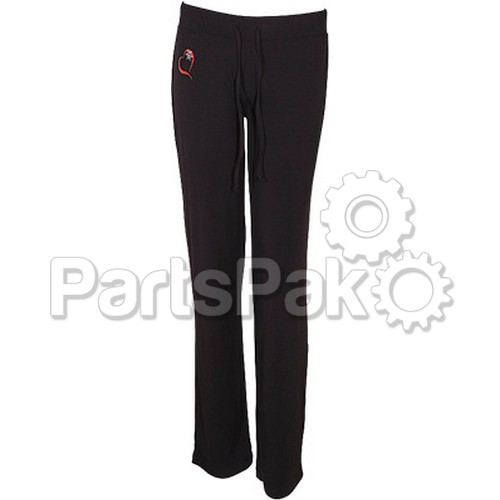 Divas 12821; Love Snow Yoga Pant Black 2X at Sears.com