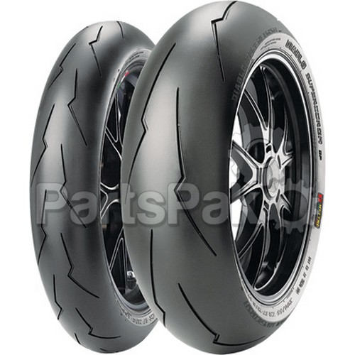 pirelli 2244800 diablo supercorsa sp v2 tire rear 180 55zr 17. Black Bedroom Furniture Sets. Home Design Ideas