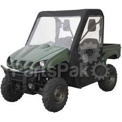 Classic Accessories 18-023-010401-00-SC; Utv Cab Enclosure Pol Black Ranger Xp/Hd