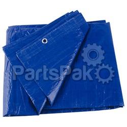 Tarps 97275B; Tarp Blue Vinyl 25 Ft X 40 Ft