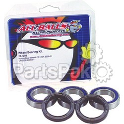 All Balls 25-1108; Wheel Bearing Kit