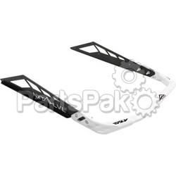 Skinz NXPRB200-FBK/WHT; Next Level Rear Bumper