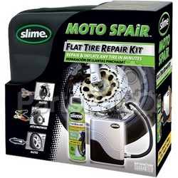 Slime 50001; Moto Spair Flat Tire Repair Ki