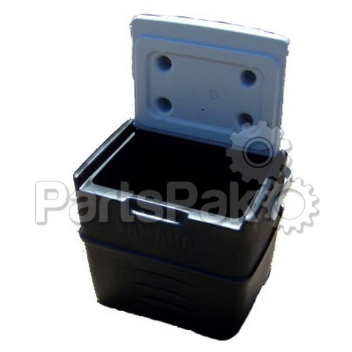 Yamaha GCA-JW132-11-00 2013 Insulated Cooler, Black; GCAJW1321100