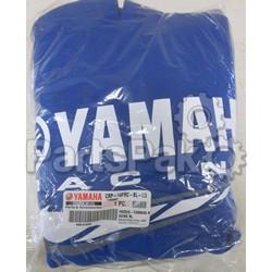 Yamaha CRP-14FRC-BL-LG Hoodie-Yamaha Racing Blue; CRP14FRCBLLG