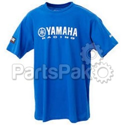 Yamaha CRP-14SGY-BL-SM Tee Shirt T-Shirt Racing Gytr/Yamalube Blue; CRP14SGYBLSM