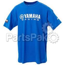 Yamaha CRP-14SGY-BL-XL Tee Shirt T-Shirt Racing Gytr/Yamalube Blue; CRP14SGYBLXL
