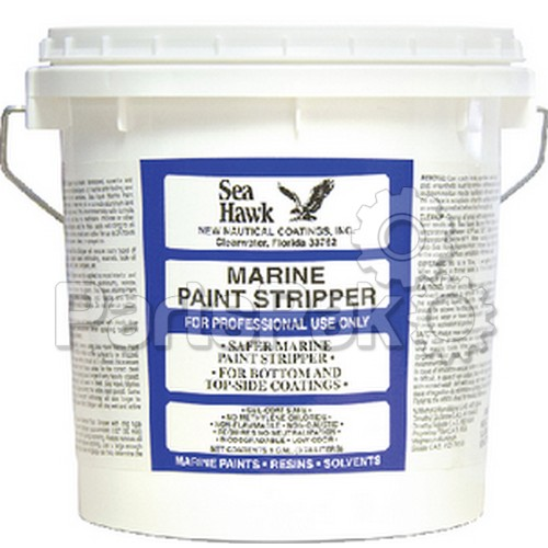 Sea hawk 1280gl marine paint stripper gallon for Seahawk boat paint