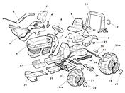 Yamaha Parts Diagrams and Honda Parts Diagrams