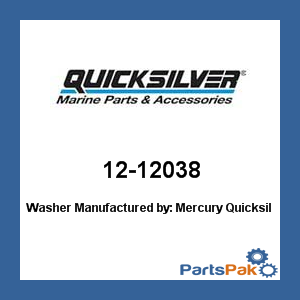 28421 12-28421 Washer Mercury