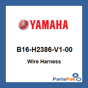 on b16 wire harness