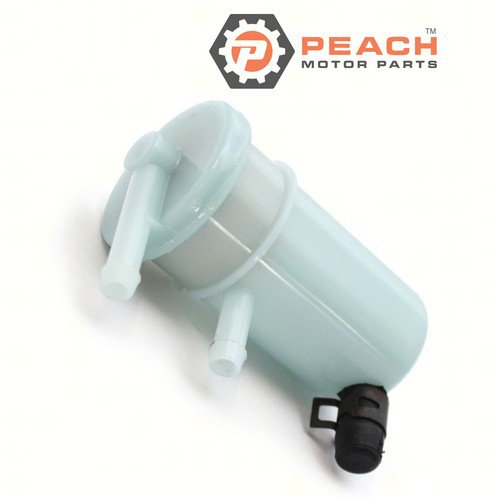 Peach Motor Parts PM-15410-87J30 Filter, Fuel; Replaces Suzuki®: 15410-87J30, Johnson® Evinrude® OMC®: 5035974, Sierra®: 18-7953