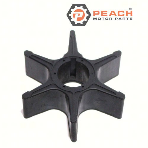 Peach Motor Parts PM-17461-87E12 Impeller, Water Pump; Replaces Suzuki®: 17461-87E12, 17461-87E11, 17461-87E10, 17461-87E00, Sierra®: 18-3049