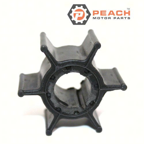 Peach Motor Parts PM-334-65021-0 Impeller, Water Pump; Replaces Nissan® Tohatsu®: 334-65021-0, 33465-0210M, Sierra®: 18-8921