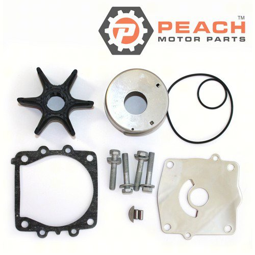 Peach Motor Parts PM-61A-W0078-A2-00 Water Pump Repair Kit; Replaces Yamaha®: 61A-W0078-A3-00, 61A-W0078-A2-00, 65L-W0078-A0-00, 64L-W0078-00-00