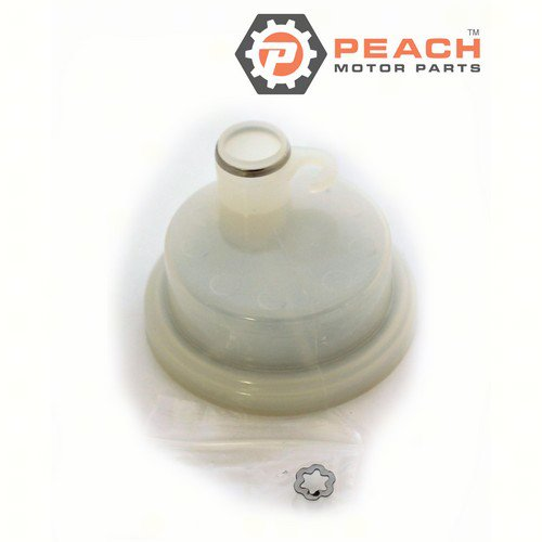 Peach Motor Parts PM-66K-13915-00-00 Fuel Filter; Replaces Yamaha®: 66K-13915-00-00, Sierra®: 18-79900