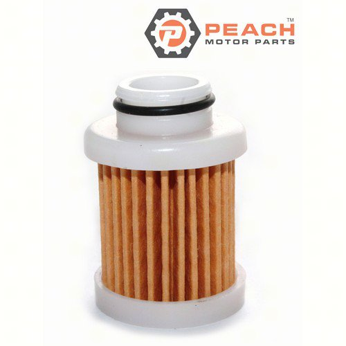 Peach Motor Parts PM-6D8-WS24A-00-00 Fuel Filter; Replaces Yamaha®: 6D8-WS24A-00-00, 6D8-24563-00-00, Sierra®: 18-79799