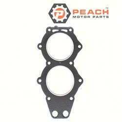 Peach Motor Parts PM-0335359 Gasket, Cylinder Head; Replaces Johnson® Evinrude® OMC®: 335359, 0335359, 327795, 0327795, 320658, 0320658, Sierra®: 18-3802, Mallory®: 9-63833, GLM®: 34250